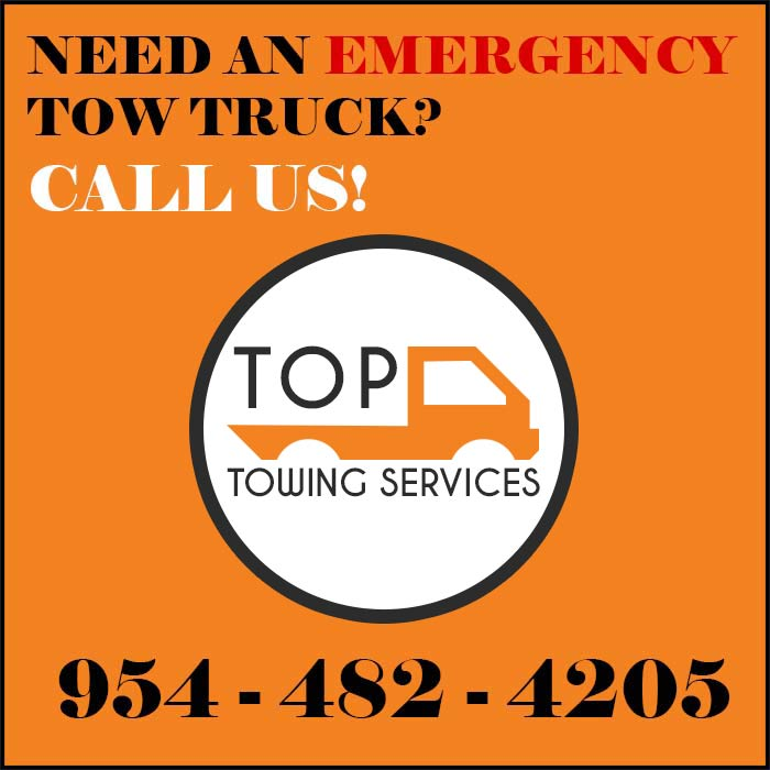 Top Towing Company In Fort Lauderdale