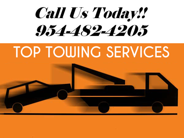 Top Towing Services In Fort Lauderdale